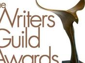 Nominaciones Writers Guild Awards