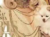 Paris Hilton como dibujo animado portada Vanity Fair España