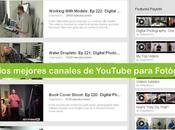 diez mejores canales YouTube para Fotógrafos