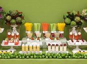 buffet libre frutas verduras