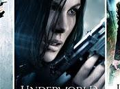 Posters trailer Underworld Despertar