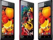 Huawei: celular inteligente delgado mundo