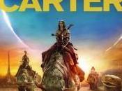 Cine-Nuevo cartel para John Carter