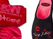 Dulce Valentín zapatillas B&W;