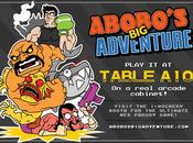 Abobo's Adventure, juego tributo