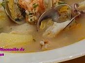 Sopa pescado manera