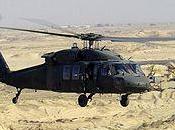 Helicóptero UH-60 Halcón Negro