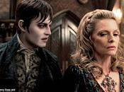 Johnny Depp Michelle Pfeiffer Dark Shadows