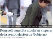 País España poco sutil Dilma Rousseff