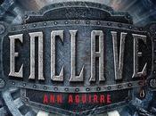 Enclave, distopía Aguirre, será publicada Editorial Hidra
