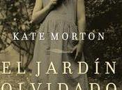 jardín olvidado', Kate Morton