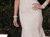 mejor vestidas Golden Globes 2012