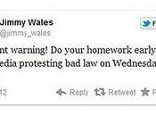 Wikipedia inicia plan para apagarse este miércoles protesta SOPA