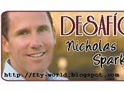 Desafío... Nicholas Sparks