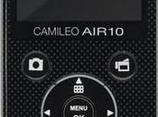 Nuevas videocámaras Camileo Toshiba, WiFi