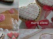 Galletas decoradas...con corazón!!!