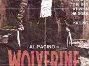 Cartel ficticio Wolverine protagonizada Pacino
