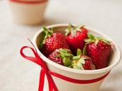 Inspiración: servir fresas