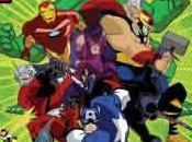 Posible nueva serie animación Vengadores