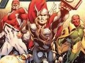 Portada Alan Davis para Secret Avengers