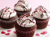 Cupcakes Parfait Valentín