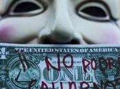 Anonymous lanza mayor ataque historia contra EEUU industria musical