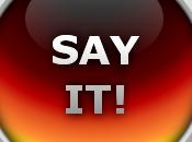 Actualizado: SayIt v.1.2.0 (Aplicación reconocimiento voz)