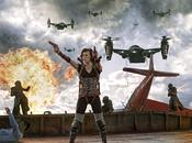 Primera imagen oficial Resident Evil: venganza