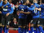 United vuelve triufar Londres