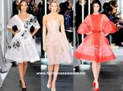 Paris Fashion Week Haute Couture, Spring/Summer, 2012. Christian Dior. Front