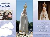 Aspe. Acogida Virgen Peregrina Fátima Parroquia Buen Pastor