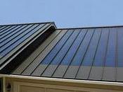 Panel solar fotovoltaico integrado cubierta. Soluciones para autoabastecimento