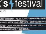 Let's Festival cierra cartel: Horarios