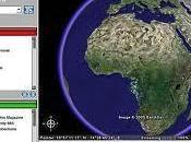 Google Earth capta extraña Escocia