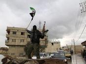 Arsenal oposición Siria