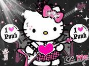 hello kitty punk Fotografíasfeliz amor amist...