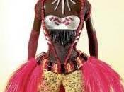 Barbie Tano. Colección Tesoros África