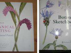 Libros sobre Dibujo Botánico