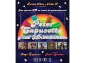 Peter Capusotto Dimensiones
