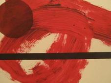 referente español pintura moderna: Luis Feito