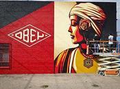Nuevos murales Shepard Fairey Dallas