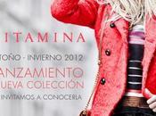 VITAMINA Campaña otoño-invierno 2012 Fotos+video