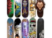 Exposición 'Del muro tabla skate'. Derivas gráficas colectivo Neighborhood Watch