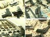 Gobierno Siria incauta explosivos opositores