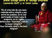 Leonardo Boff Dalai Lama