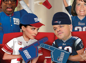 Super Bowl: Celebridades Patriots Giants