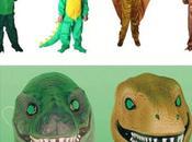 Disfraces infantiles dinosaurios