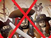 'extraño incidente' LEGO Piratas Caribe. Opinión