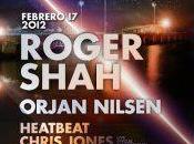 Nueva Armada Night Chile Roger Shah Orjan Nilsen como protagonistas