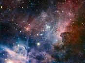 Toma Imagen Infrarroja Precisa Nebulosa Carina